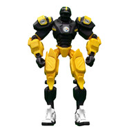 "Pittsburgh Steelers NFL Football Fox Sports Cleatus 10"" Action Figure Robot"