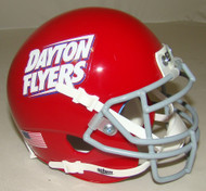 Dayton Flyers Schutt Mini Authentic Football Helmet