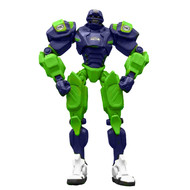 "Seattle Seahawks NFL Football Fox Sports Cleatus 10"" Action Figure Robot"
