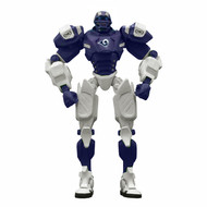 "Los Angeles Rams NFL Football Fox Sports Cleatus 10"" Action Figure Robot"