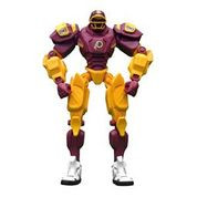 "Washington Football Team NFL Football Fox Sports Cleatus 10"" Action Figure Robot"