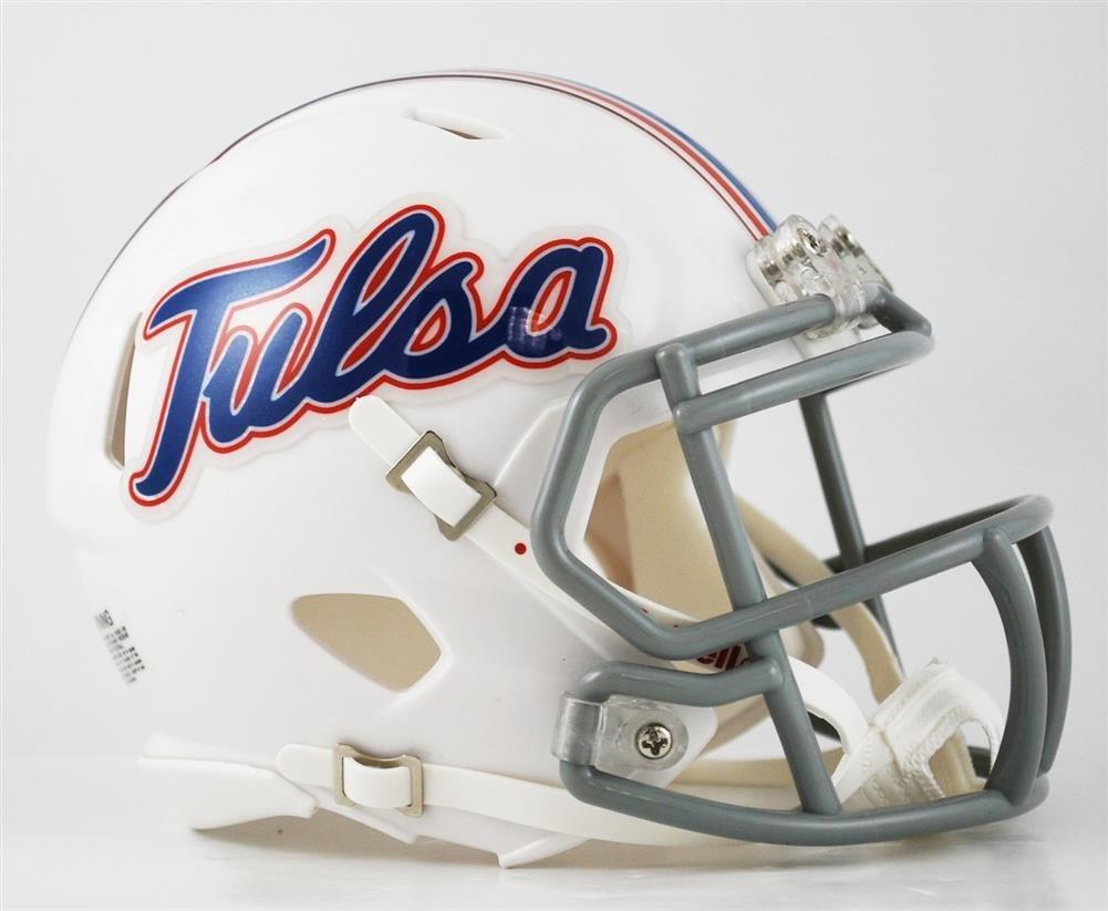 NCAA Tulsa Golden Hurricanes Speed Mini Helmet