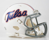 Tulsa Golden Hurricanes NCAA Riddell SPEED Mini Helmet