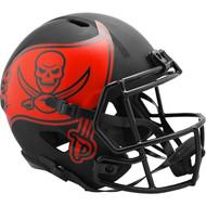 Tampa Bay Buccaneers 2020 Black Speed Replica Full Size Football Helmet