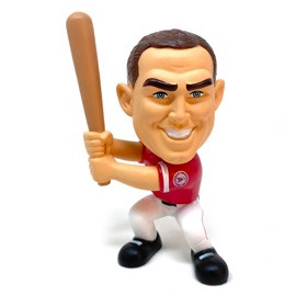 Mike Trout Los Angeles Angels Big Shot Baller MLB Action Figure