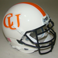 Campbell Fighting Camels Schutt Mini Authentic Football Helmet