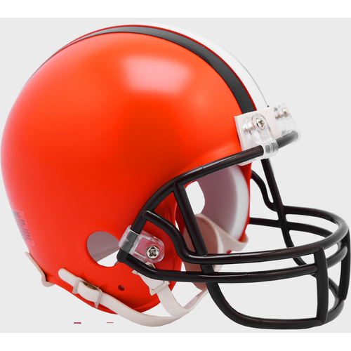Cleveland Browns New 2020 VSR4 Mini Football Helmet