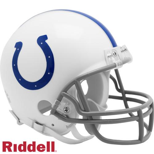 Indianapolis Colts New 2020 VSR4 Mini Football Helmet