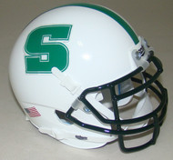 Slippery Rock Rockets NCAA Schutt Mini Authentic Football Helmet