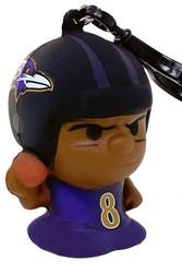 Baltimore Ravens Lamar Jackson #8 Series 3 SqueezyMates NFL Figurine