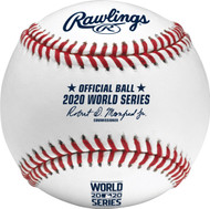 2020 World Series MLB Rawlings Official Baseball