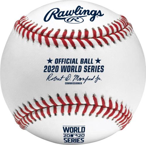 2020 World Series MLB Rawlings Official Baseball