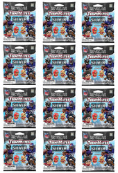 Party Animal NFL TeenyMates SERIES 9 SILVER SERIES Figurines Mystery Packs (12 Packs)