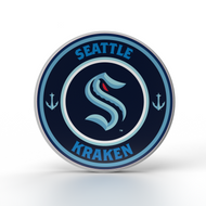 Seattle Kraken NHL 3D Fan Foam Logo Sign