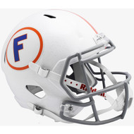 Florida Gators Throwback NCAA SPEED Riddell Full Size Replica Football Helmet