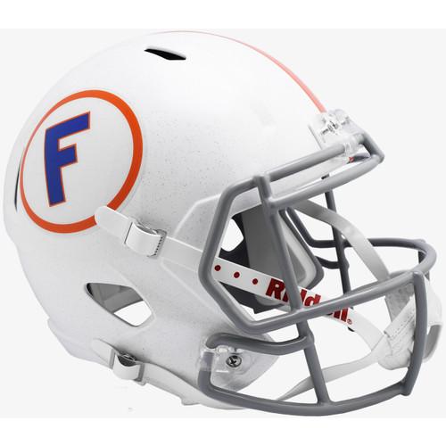 Florida Gators Throwback NCAA SPEED Riddell Full Size Replica Football Helmet