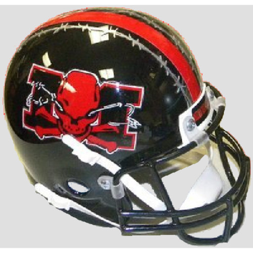 The Longest Yard Mean Machine Schutt Mini Authentic Football Helmet