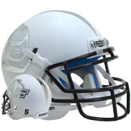 Central Florida UCF Knights Alternate White with Stripe Schutt Mini Authentic Football Helmet