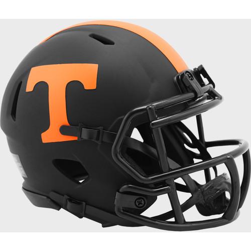 Tennessee Volunteers 2020 Black Revolution Speed Mini Football Helmet