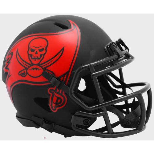 Tampa Bay Buccaneers 2020 Black Revolution Speed Mini Football Helmet