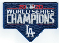 Los Angeles Dodgers MLB 2020 World Series Champions Collectors Patch