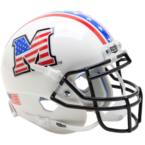 Marshall Thundering Herd Patriot Schutt Mini Authentic Football Helmet