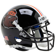 Oregon State Beavers Benny Beaver Schutt Mini Authentic Football Helmet