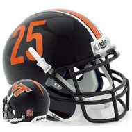 Virginia Tech Hokies Frank Beamer Schutt Mini Authentic Football Helmet