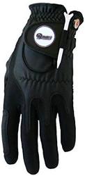 Zero Friction NFL Los Angeles Rams Black Golf Glove, Left Hand