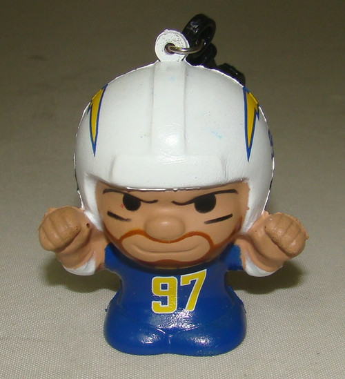 Los Angeles Chargers Joey Bosa #97 Series 3 SqueezyMates NFL Figurine