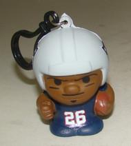 New England Patriots Sony Michel #26 Series 3 SqueezyMates NFL Figurine
