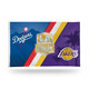 Los Angeles Dodgers and Lakers 2020 City of Champions 3 x 5 Foot Single Sided Banner Flag with Grommets