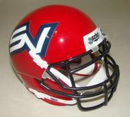 Saginaw Valley State Cardinals Schutt Mini Authentic Football Helmet