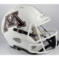 Minnesota Golden Gophers NCAA SPEED Riddell Full Size Replica Football Helmet