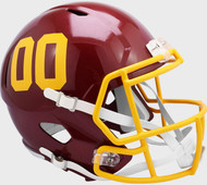 Washington Redskins NFL Football Team 2020 SPEED Riddell Full Size Replica Football Helmet