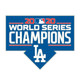 Los Angeles Dodgers World Series Champions 2020 Commemorative Lapel Pin