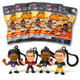 Party Animal NFL Big Shot Ballers Minifigs Series 1 Collectible Figurines Mystery Packs (4 Packs)