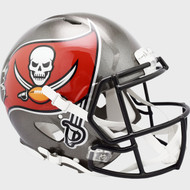 Tampa Bay Buccaneers New 2020 NFL Riddell Full Size Authentic SPEED Football Helmet