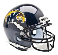 Kent State Golden Flashes Schutt Mini Authentic Helmet