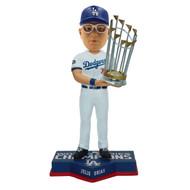 "Julio Urias Los Angeles Dodgers 2020 World Series Champions 8"" Bobblehead Bobble Head Doll"