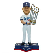"Max Muncy Los Angeles Dodgers 2020 World Series Champions 8"" Bobblehead Bobble Head Doll"