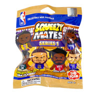 SqueezyMates NBA SERIES 1 Figurine Mystery Pack