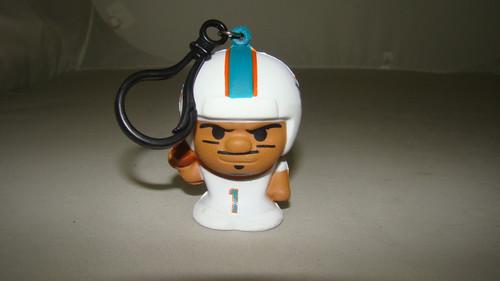 Miami Dolphins Tua Tagovailoa #1 Series 3 SqueezyMates NFL Figurine