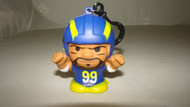 Los Angeles Rams Aaron Donald #99 Series 3 SqueezyMates NFL Figurine