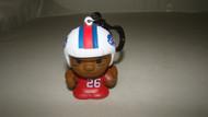 Buffalo Bills Devin Singletary #26 Series 3 SqueezyMates NFL Figurine