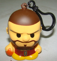 Cleveland Cavaliers Kevin Love #0 NBA Series 1 SqueezyMates Figurine