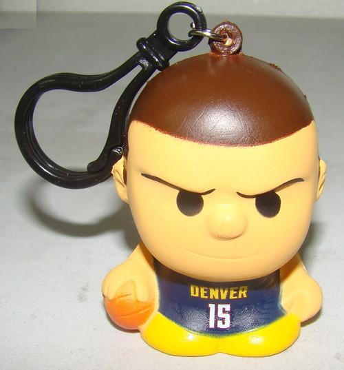 Denver Nuggets Nikola Jokić #15 NBA Series 1 SqueezyMates Figurine