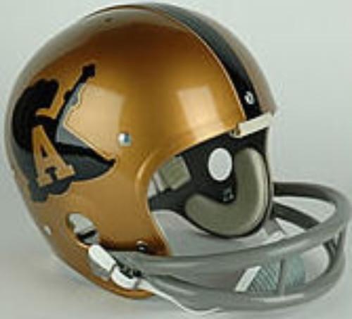 Army Black Knights 1972 to 1973 Full Size NCAA Throwback Vintage Football Helmet