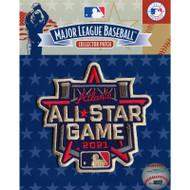 2021 Major League Baseball All Star Game MLB Collectors Patch - Atlanta Braves Stadium