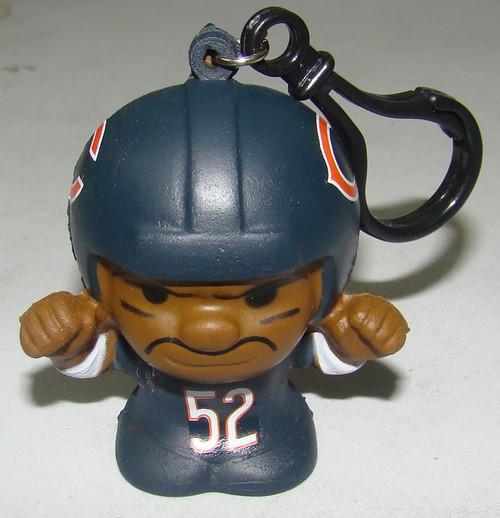 Chicago Bears Khalil Mack #52 Series 3 SqueezyMates NFL Figurine